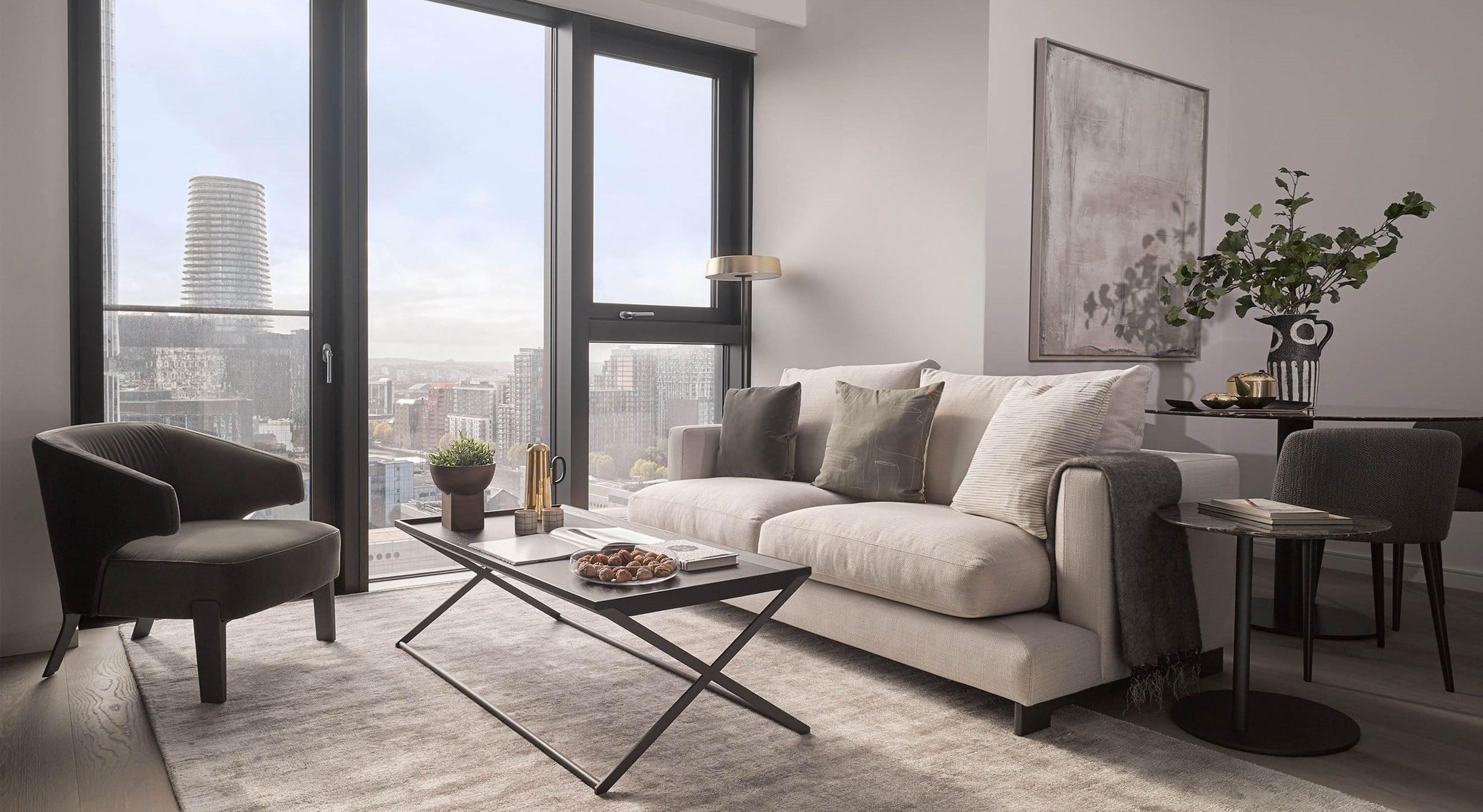 10 George Street Apartment Canary Wharf