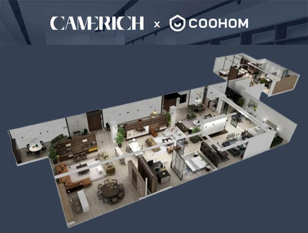 Coohom Virtual Showroom