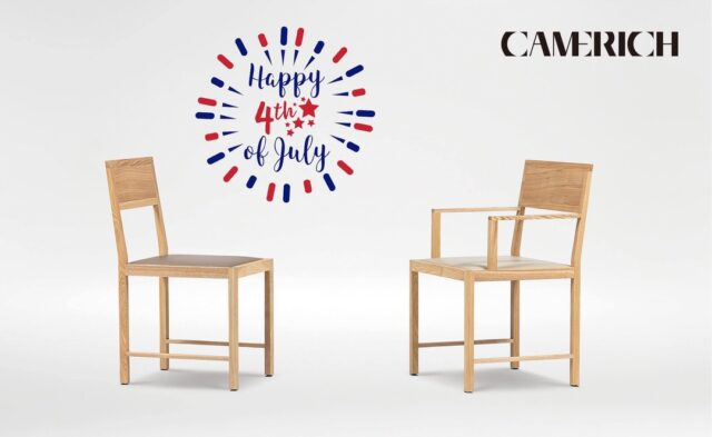 We have never had an Independence Day like this one. Nevertheless, let's not forget that this is still the Land of the Free and Home of the Brave. There's all the more reason to celebrate this Fourth of July! #CamerichUSA #Camerich #4thJuly #independenceday #modernfurniture #ContemporaryFurniture #CamerichFurniture #ModernDesign #InteriorDesign #HomeDecor #Interior #ModernSofa #Furniture #Photooftheday #Instagood #Flatteningthecurve #Flattenthecurve #socialdistancing #stayhomestaysafe #Slowthespread #stayhome